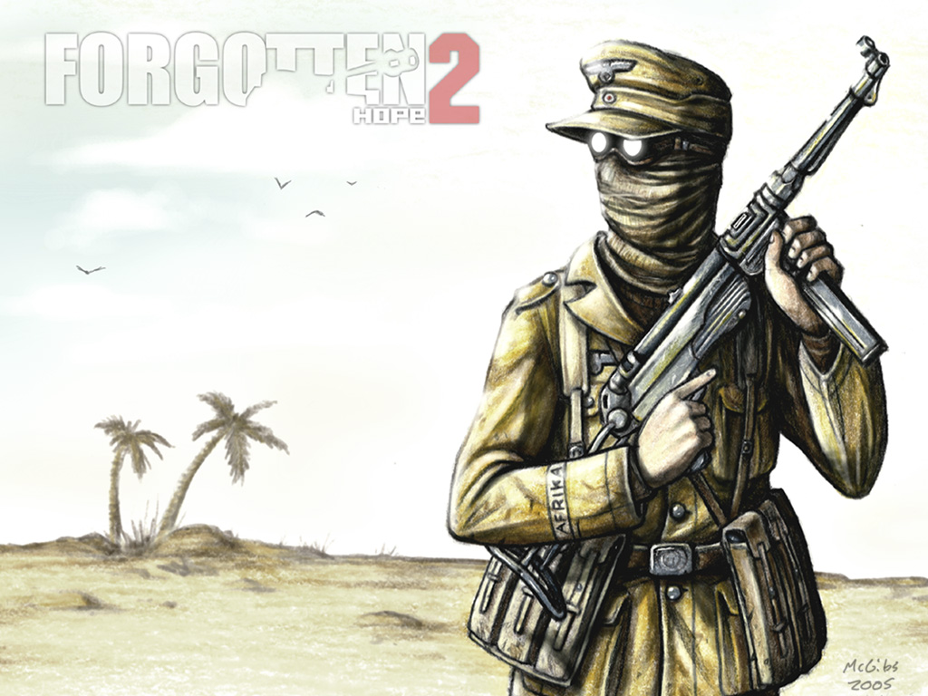 Battlefield 2 Game Wallpaper by AK-Productions ...