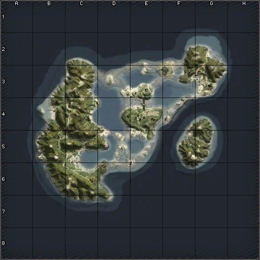 Forgotten Hope Maps - Bleeding us map