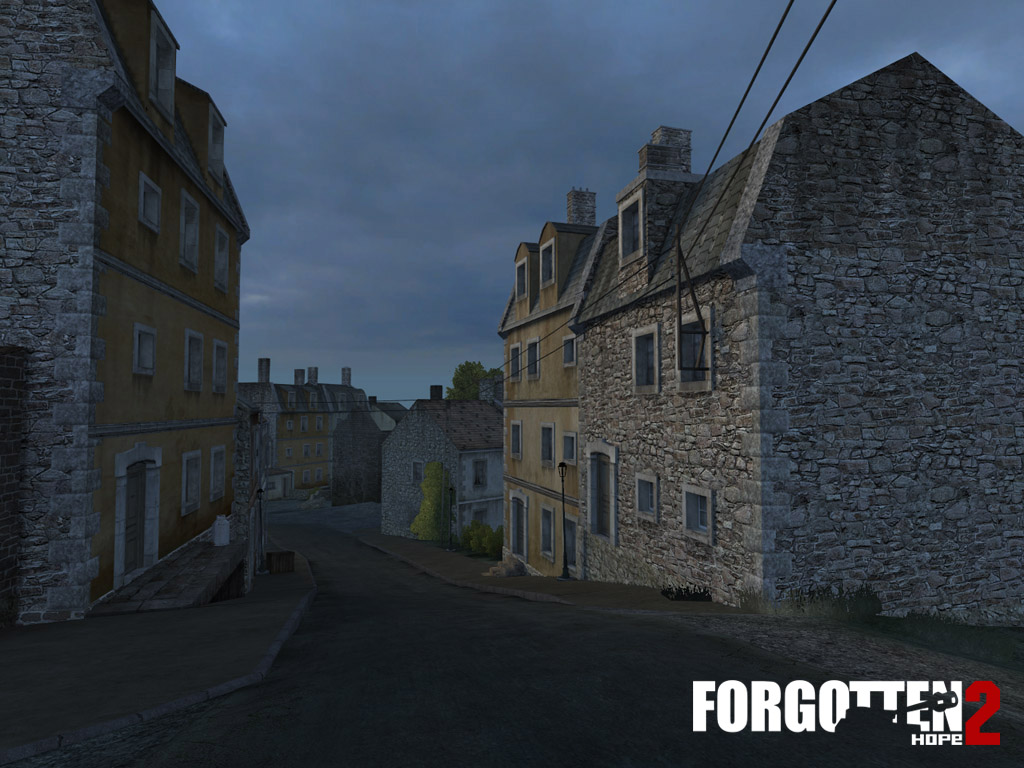 forgotten hope 2 omaha beach map download